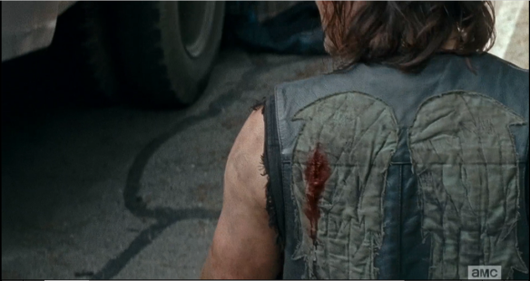 daryl bleeding 1