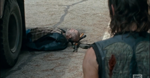 daryl bleeding 2