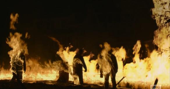 lake of fire 18 fire walkers