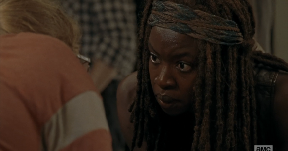 michonne rick 5 yes doctor