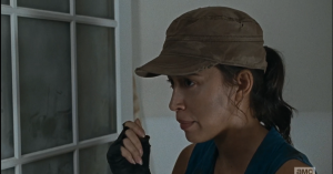 rosita sez no way, there are too many of them