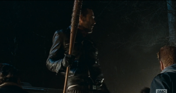lm 176 negan hot bat pose