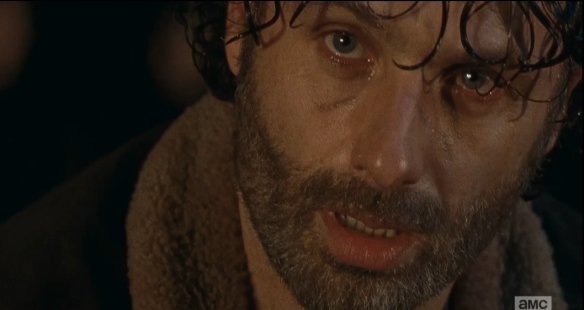 lm 207 what is rick thinking  andrew lincoln would know