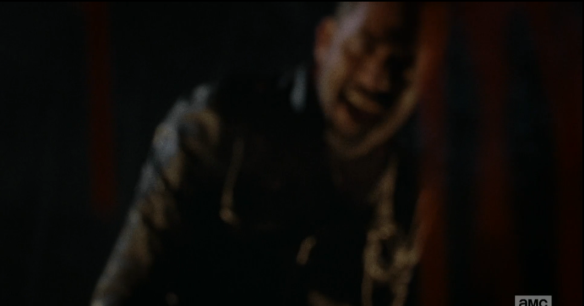 lm 304 negan bent laughing